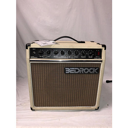 In Store Used Used BEDROCK 600 SERIES 1X12 Tube Guitar Combo Amp