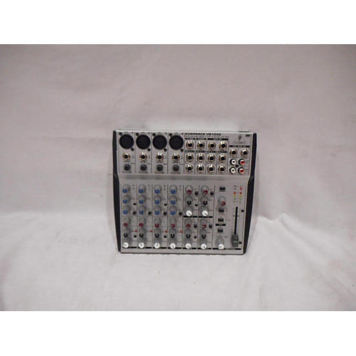 In Store Used Used BEHRINGEER BU1202 Unpowered Mixer