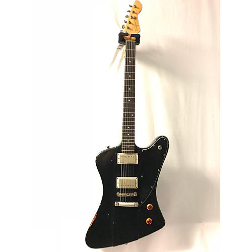 In Store Used Used BLUESMAN SUPERBIRD VI Black Solid Body Electric Guitar