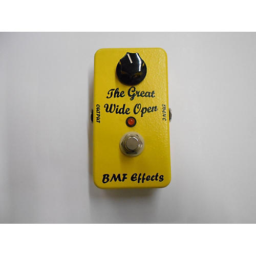 In Store Used Used BMF Effect The Great Wide Open Effect Pedal