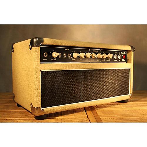 used brown note d 39 lite 22 33 tube guitar amp head guitar center. Black Bedroom Furniture Sets. Home Design Ideas