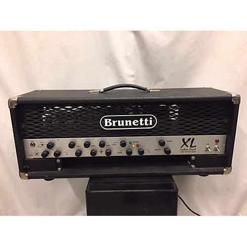In Store Used Used BRUNETTI XL Tube Guitar Amp Head