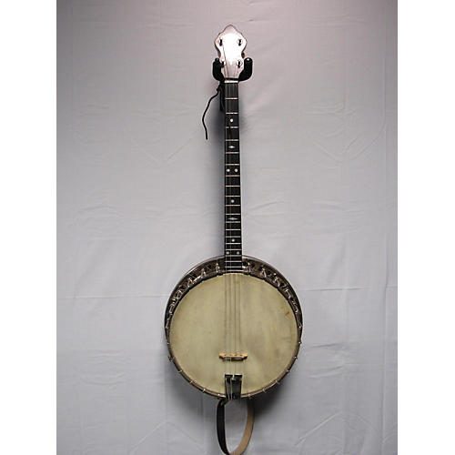 In Store Used Used Bacon And Day 1929 Bacon & Day Special #1 Tenor Banjo Natural Banjo