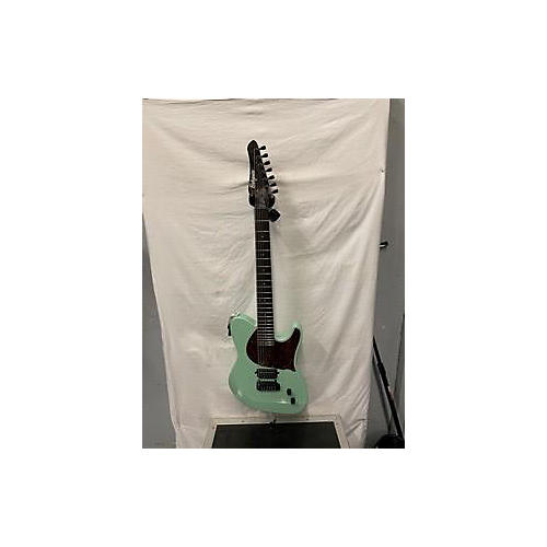In Store Used Used Balaguer Thicket Seafoam Green Solid Body Electric Guitar