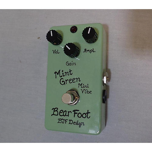 In Store Used Used Bearfoot Mini Vibe Effect Pedal