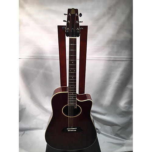 In Store Used Used Bentley 5135 Natural Mahogany Acoustic Guitar