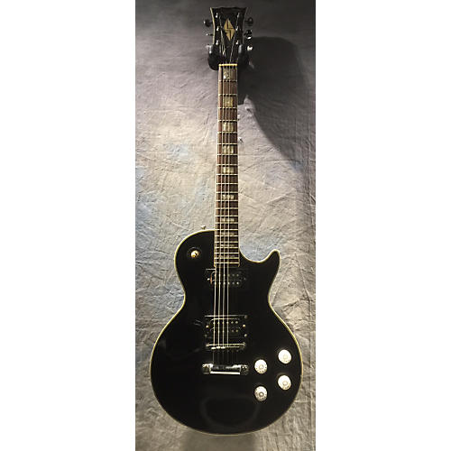 In Store Used Used Bently 1960s 1960s Lawsuit Era Single Cut Black Solid Body Electric Guitar
