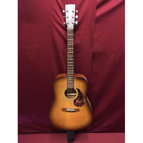 In Store Used Used Bently 5106S Rustic Burst Acoustic Guitar