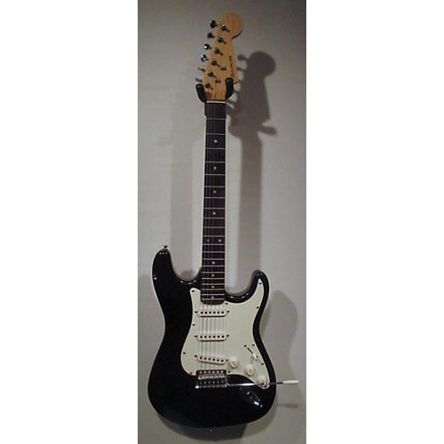 In Store Used Used Betaman Double Cut Black Solid Body Electric Guitar
