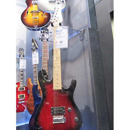 In Store Used Used Bg Guitars Viper 2 Color Sunburst Solid Body Electric Guitar