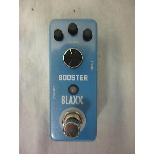 In Store Used Used Blaxx Booster Effect Pedal