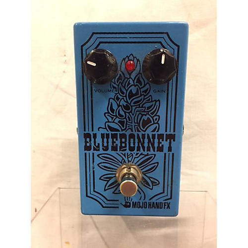 In Store Used Used Bluebonnet Mojo Hand Fx Effect Pedal