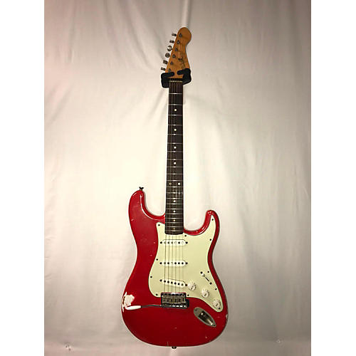 In Store Used Used Bluesman Vintage Sedan Red Solid Body Electric Guitar