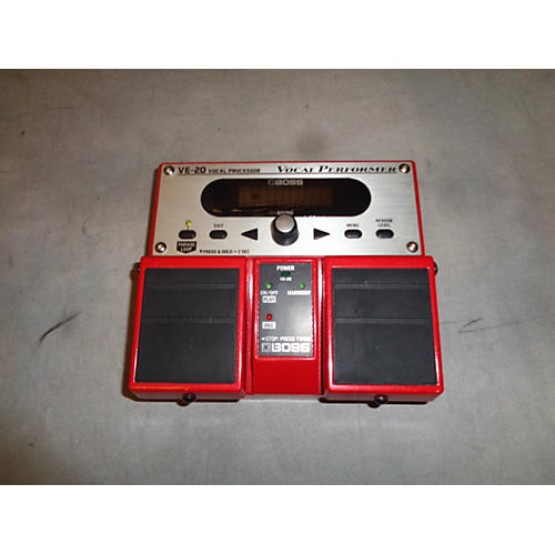 In Store Used Used Boss Vocal Performer 2010 Boss Pedal