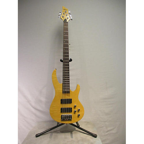 In Store Used Used Brice HXB405 Natural Electric Bass Guitar