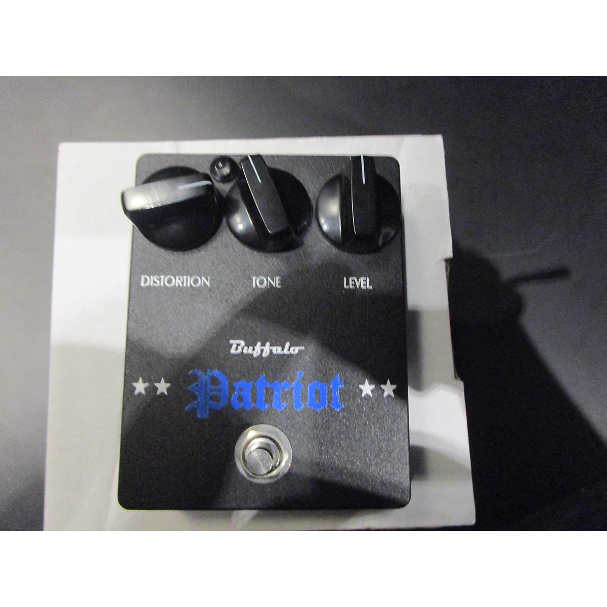 In Store Used Used Buffalo Patriot Effect Pedal