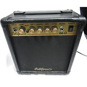 Pre-owned Pre-owned CALIFORNIA CG-15 Battery Powered Amp by