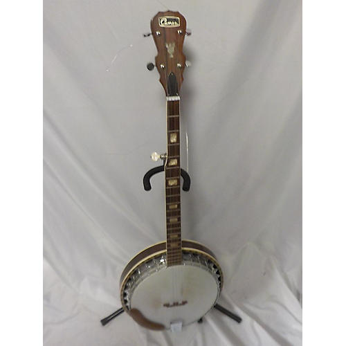 In Store Used Used CAMEO DELUXE Antique Natural Banjo
