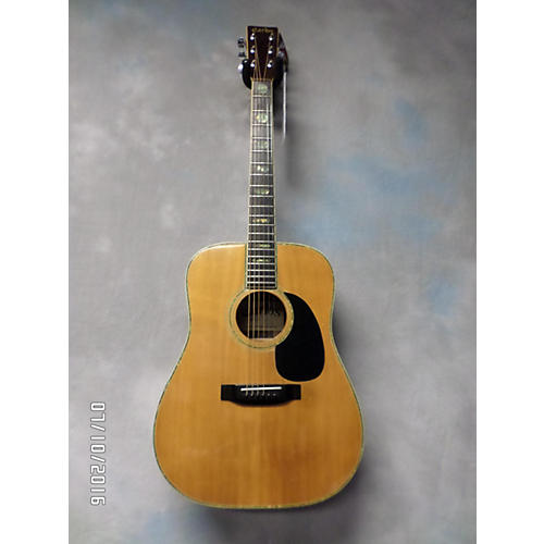 In Store Used Used CARLOS 275D Natural Acoustic Guitar