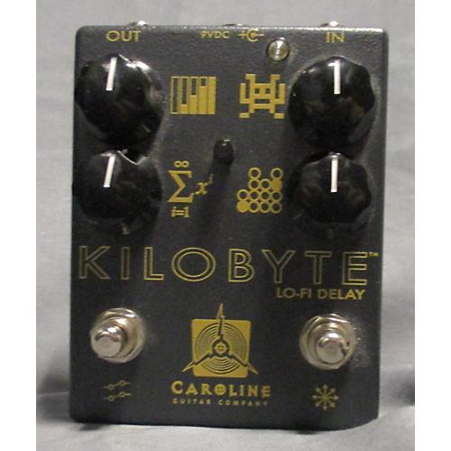 In Store Used Used CAROLINE GUITAR COMPANY KILOBYTE Effect Pedal