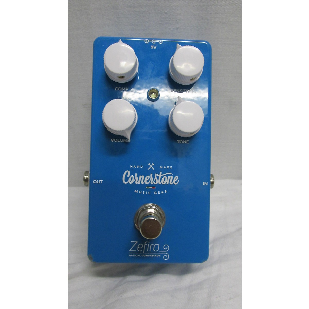 In Store Used Used CORNERSTONE MUSIC GEAR ZEFIRO Effect Pedal