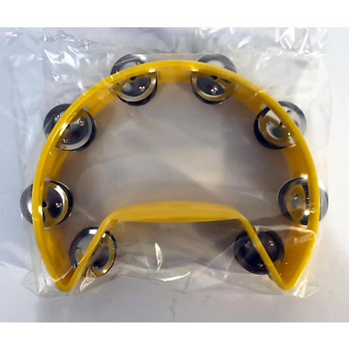 In Store Used Used CPK PERCUSSION TAM-100 YELLOW Hand Percussion