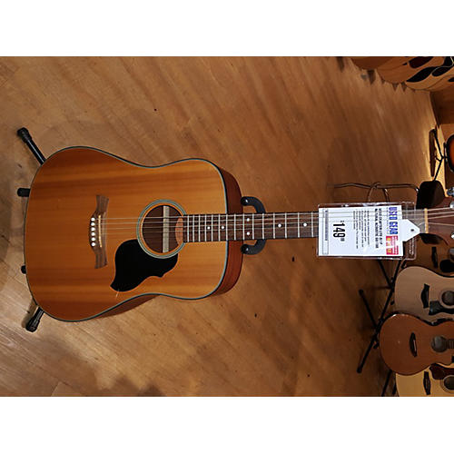 In Store Used Used CRAFTER LITE-D/SP Natural Acoustic Guitar