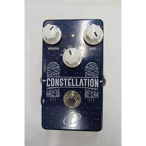In Store Used Used CRAZY TUBE CIRCUIT CONSTELLATION Effect Pedal