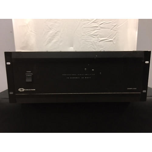 In Store Used Used CRESTRON CNAMPX-16X60 Power Amp
