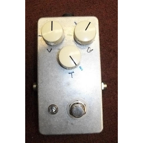 In Store Used Used CUSTOM SEGUNDO Effect Pedal