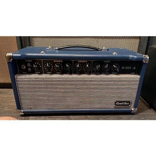In Store Used Used Carol-Ann JB100/6 Built For Joe Bonamassa Tube Guitar Amp Head