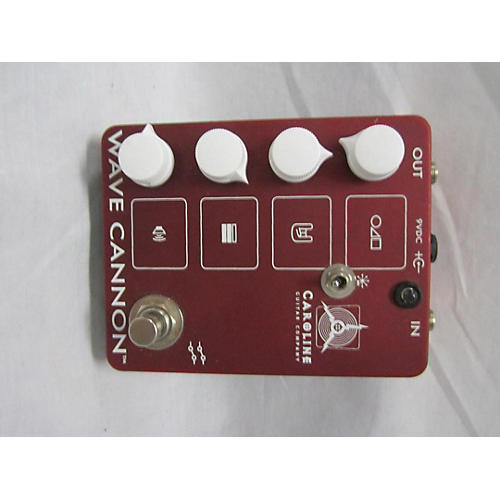 In Store Used Used Caroline Guitar Company Wave Cannon Effect Pedal