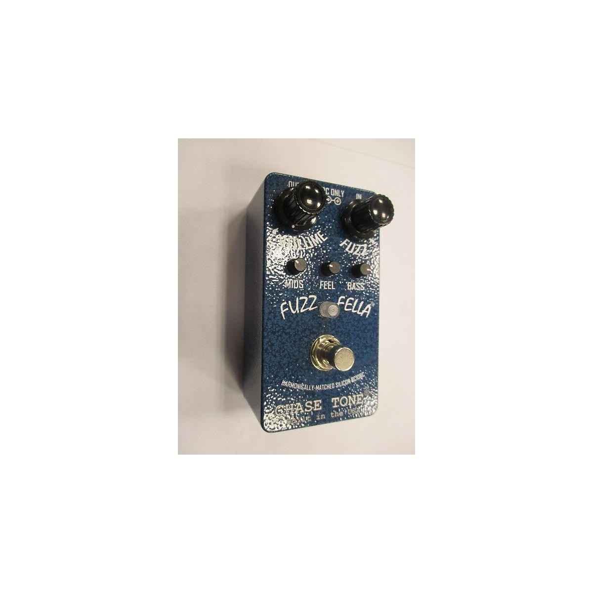 In Store Used Used Chase Tone Fuzz Fella Effect Pedal