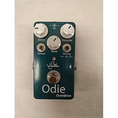 In Store Used Used Chellee Odie Overdrive Effect Pedal
