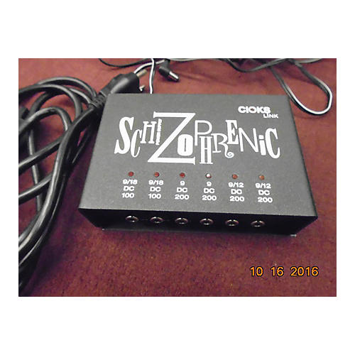 In Store Used Used Cloks Schzophrenic Power Supply