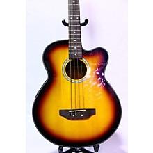 Used Copley CAB36 2 Color Sunburst Acoustic Bass Guitar