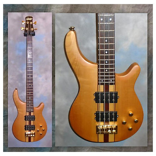 used copley gb 4 natural electric bass guitar guitar center. Black Bedroom Furniture Sets. Home Design Ideas