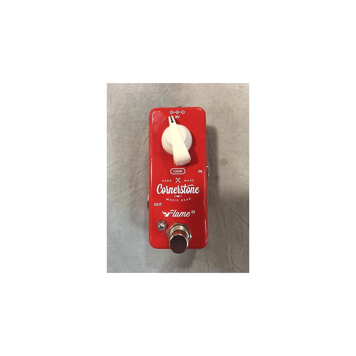 In Store Used Used Cornerstone Flame XS Effect Pedal
