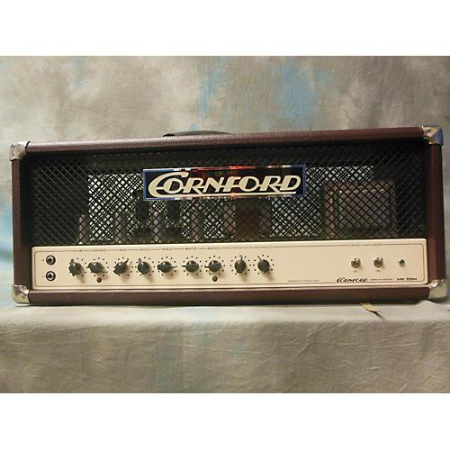 used cornford mk50h tube guitar amp head guitar center. Black Bedroom Furniture Sets. Home Design Ideas