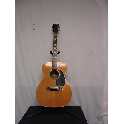 In Store Used Used Cortez F-90 Antique Natural Acoustic Guitar