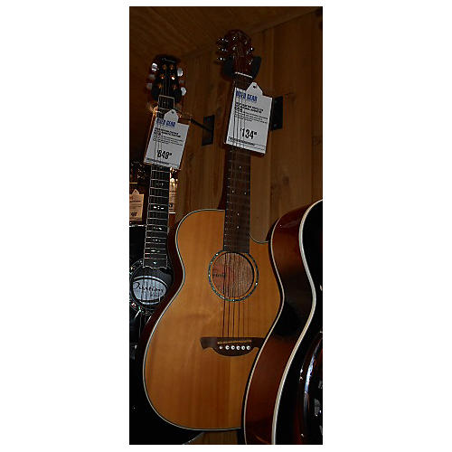 In Store Used Used Crafter TRV23 3/4 Size Natural Acoustic Guitar