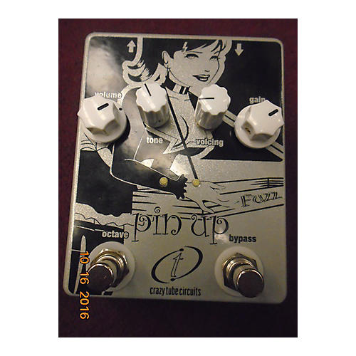In Store Used Used Crazy Tube Circuits Pin Up Effect Pedal