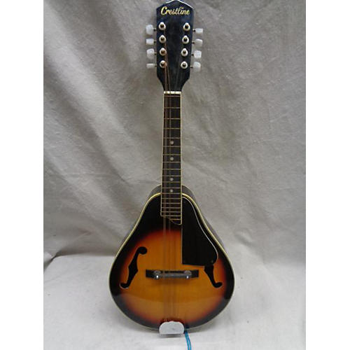 In Store Used Used Crestline CR300SB 3 Tone Sunburst Mandolin