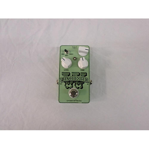 In Store Used Used Crowe Effects Winchester Effect Pedal