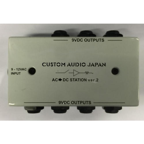 In Store Used Used Custom Audio Japan Acdc Station V2 Power Supply