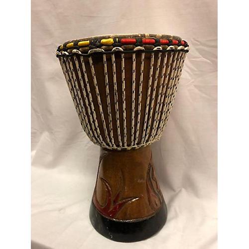 In Store Used Used Custom Overseas Senegal 10x6 Djembe Djembe