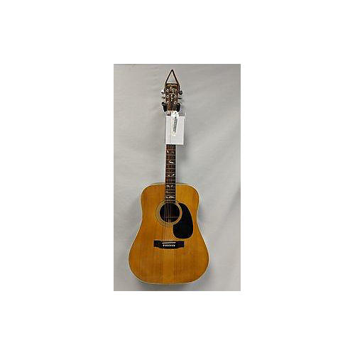In Store Used Used D'Agastino Dreadnought Natural Acoustic Guitar