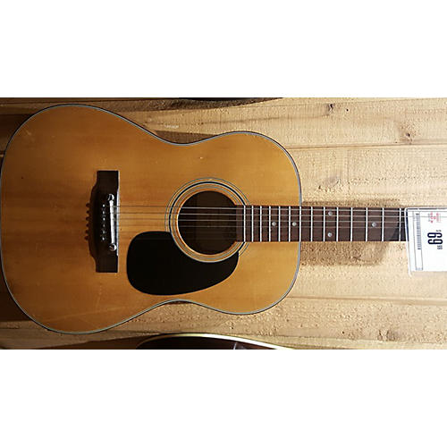 In Store Used Used D'Agostino D-50 Natural Acoustic Guitar