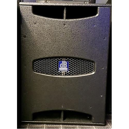 In Store Used Used DB Technologies Digipro Sub 15D Powered Subwoofer