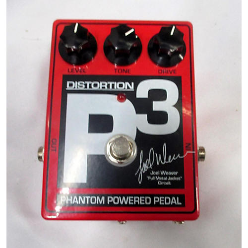 In Store Used Used DC Voltage P3 Joel Weaver Effect Pedal